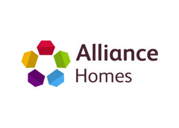 Alliance Homes Group (AHG) Logo