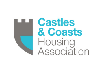 Castles & Coasts Housing Association Logo